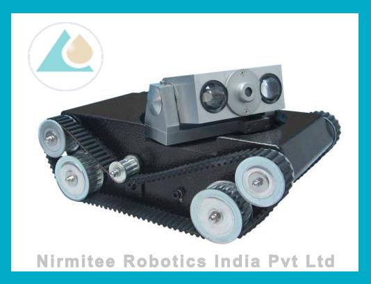 Air Duct Inspection Robot - Nirmitee Robotics - Nirmitee Robotics