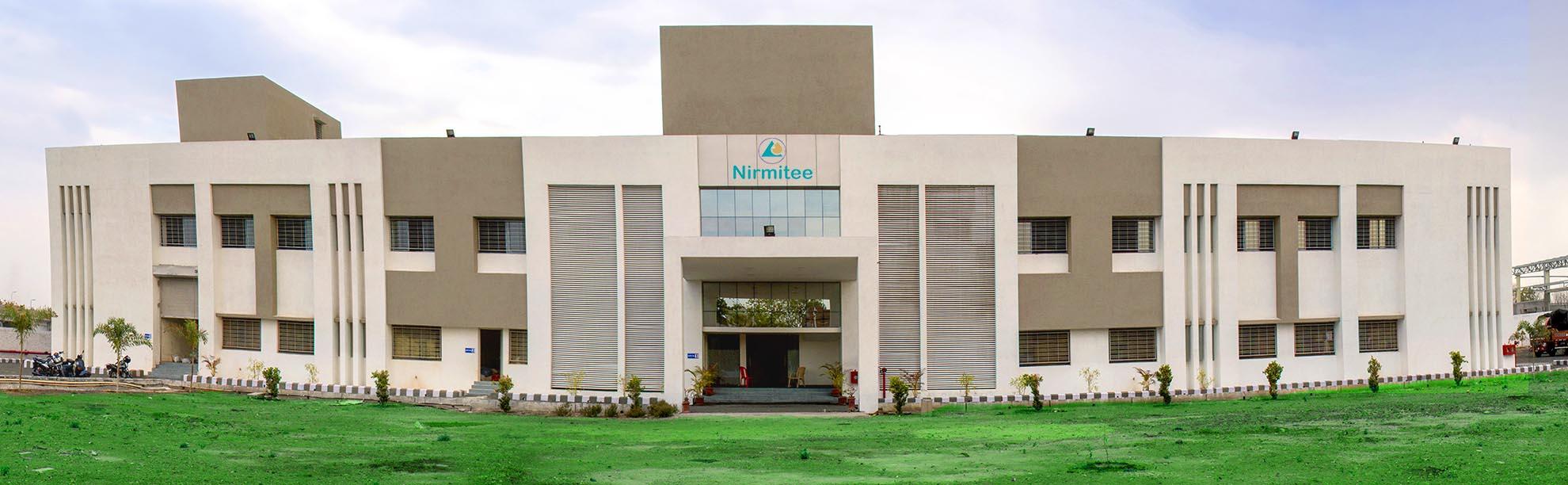 Nirmitee Robotics India Pvt. Ltd - Headquarters & Research Center