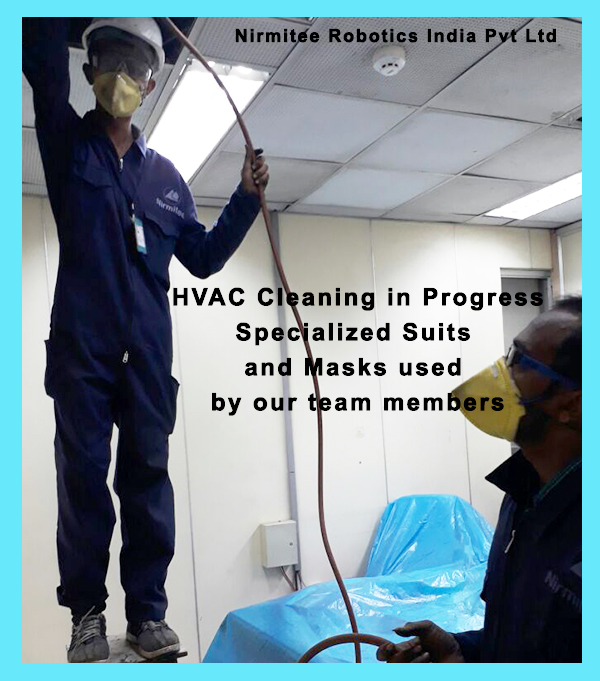 suits-masks - Nirmitee Robotics